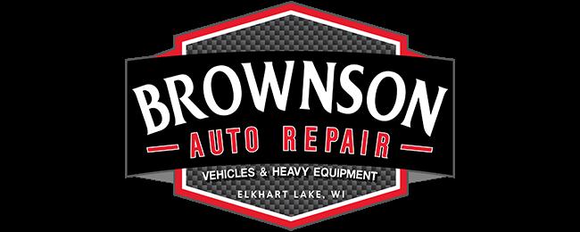 Brownson Auto & Heavy Equipment Repair Elkhart Lake Wisconsin