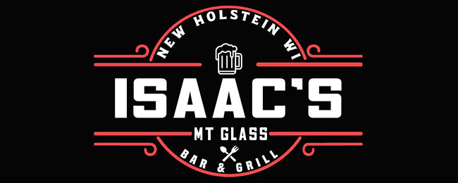 Isaac's MT Glass Bar & Grill New Holstein Wisconsin
