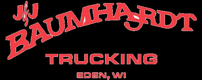 J&J Baumhardt Trucking Eden Wisconsin