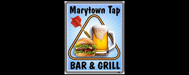 Marytown Tap Bar & Grill New Holstein Wisconsin